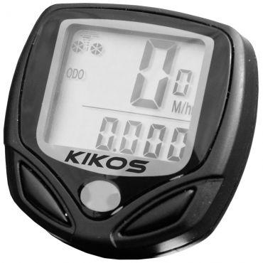 Ciclocomputador 16 Funções - Preto Ccb400 Kikos
