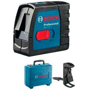 Nível a Laser Gll 2 10 Metros 3 Pilhas Bosch