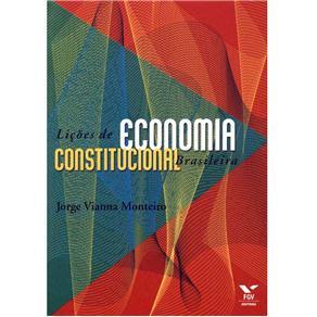 Licoes de Economia Constitucional Brasileira