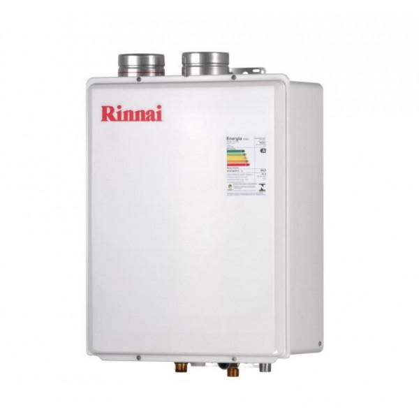Aquecedor de Água Rinnai a Gas 43 Litoral - Reu3201