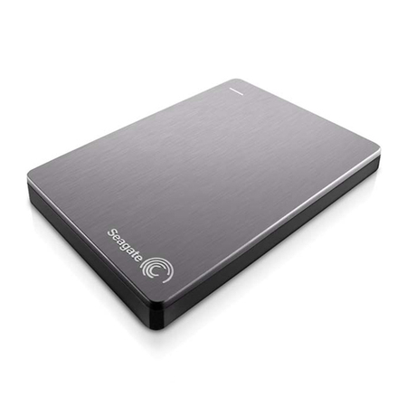 Hd Externo Backup Plus Slim 1tb Seagate Stdr1000101
