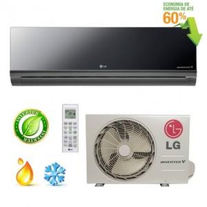 Ar Condicionado Split 18000 Btu Quente/frio Libero Artcool - Inverter - Lg - 220v - As-w182crz0