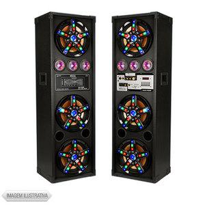 Caixa Acústica Mystic 160 W Rms Ps300