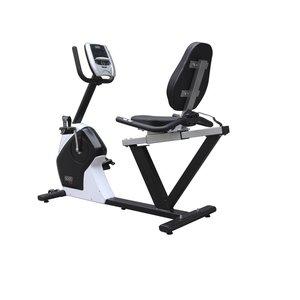 Bicicleta Ergométrica Speedo Pro R35 Horizontal Magnética Com Display Eletrônico