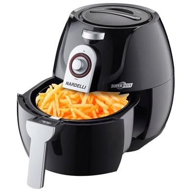 Fritadeira Nardelli Super Fryer 2,3l Preto 110v