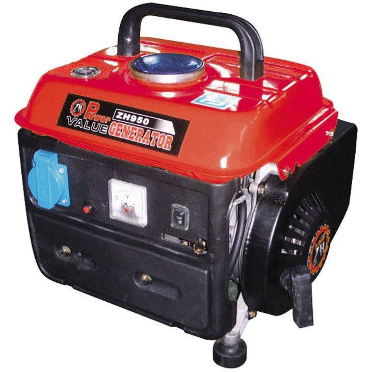 Gerador de Energia Gasolina 850w Gringer Monofásico Bivolt - Zh950
