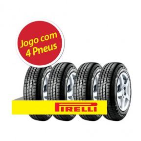 Pneu Pirelli Cinturato P4 185/65 R14 86t - 4 Unidades