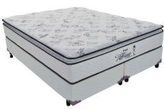 Colchão Probel Tiffany 138x188x33cm Molas Bonnel Casal