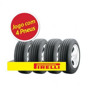Pneu Pirelli P400 185/70 R13 85t - 4 Unidades