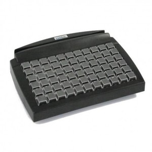 Teclado Pdv Gertec Tece66lec 00407939 At/ps2 - 66 Teclas