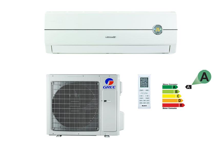 Ar Condicionado Split 7000 Btu Frio Garden - Gree - 220v - Gwc07ma-d1nna3c