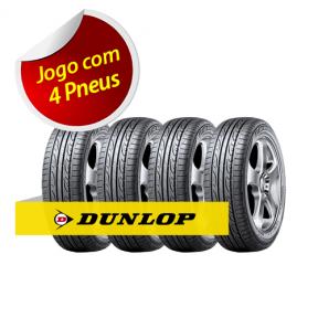 Pneu Dunlop Lm704 205/65 R15 94v - 4 Unidades