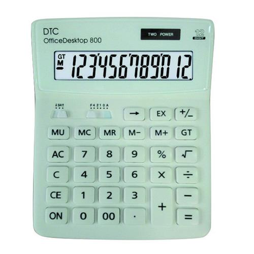 Calculadora Office Desktop 800 Branca Dk278 Dtc