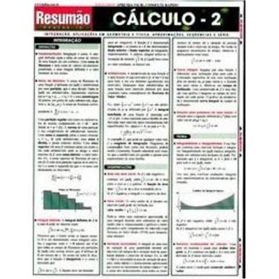 Resumão - Cálculo - 2