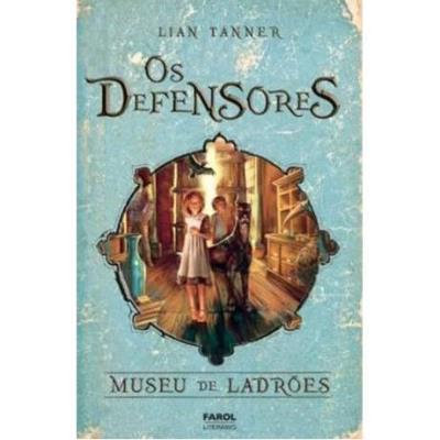 Defensores: Museu de Ladroes - Livro 1, Os