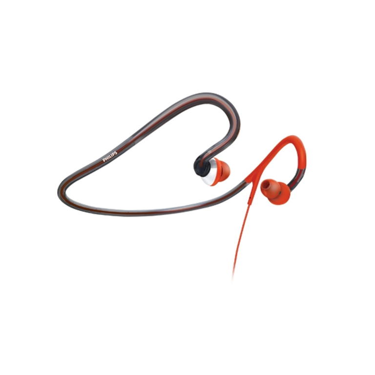Fone de Ouvido Intra-auricular Lavável Philips Shq4000
