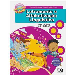 Língua Portuguesa: Letramento e Alfabetização Linguistica - 2 Ano - Col.aprendendo Sempre