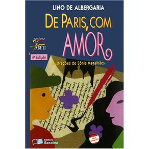 Jabuti - de Paris, Com Amor - Lino de Albergaria