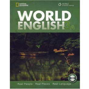 World English Combo Split 3a - With Cd-rom