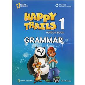 Happy Trails Grammar Pupils Book - Level 1