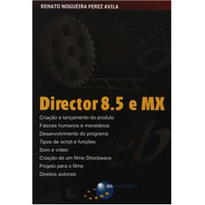 Director 8.5 e Mx - Renato Avila