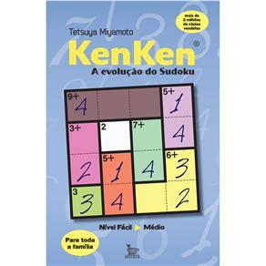 Kenken: a Evolução do Sudoku