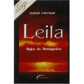 Novos Talentos da Literatura Brasileira - Leila: Anjos do Armagedon