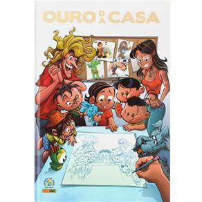 Ouro da Casa - Mauricio de Sousa