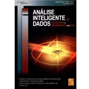 Tecnologias de Informação - Análise Inteligente de Dados: Algoritmos e Implantação em Java