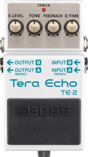 Pedal para Guitarra Tera Echo Te-2 Boss