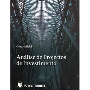 Análise de Projectos de Investimento