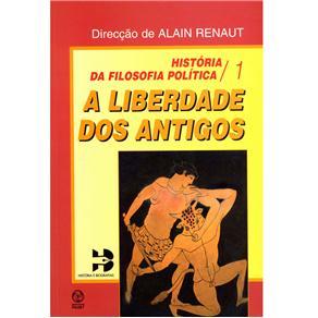 História da Filosofia I - Liberdade dos Antigos