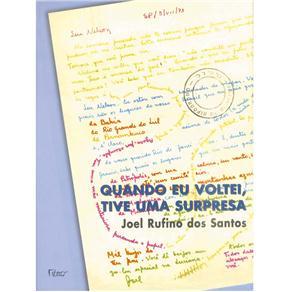 Quando Eu Voltei, Tive uma Surpresa - Joel Rufino dos Santos