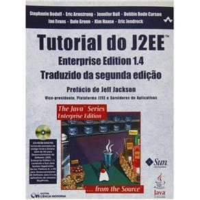 Tutorial do J2ee Enterprise Edition - Acompanha Cd-rom