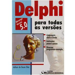 Delphi para Todas as Versoes