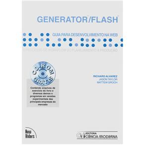 Generator/flash Guia para Desenvolvimento na Web: o Processo de Workflow do Planejamento à Produção