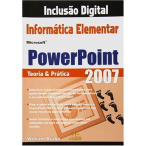 Informatica Elementar Powerpoint 2007
