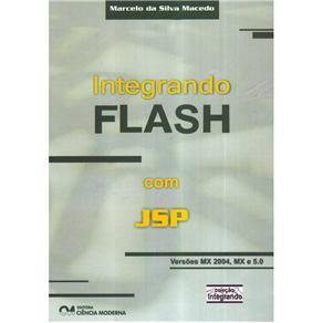 Integrando Flash Com Jsp