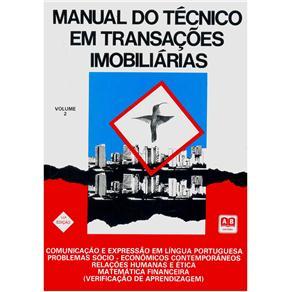 Manual do Técnico em Transações Imobiliárias - Volume 02 - Jamil P. de Macedo