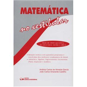 Matematica no Vestibular