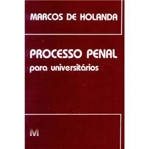 Processo Penal para Universitarios
