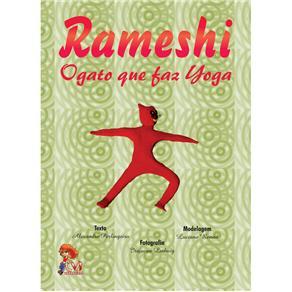 Rameshi - o Gato Que Faz Yoga