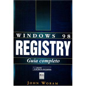 Windows 98 Registry - Guia Completo