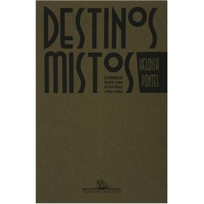 Destinos Mistos - os Criticos do Grupo Clima em Sao Paulo (1940-1968)