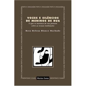 Vozes e Silêncios de Meninos de Rua