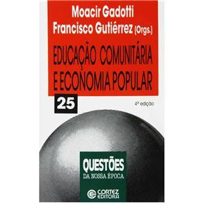 Educacao Comunitaria e Econonomia Popular