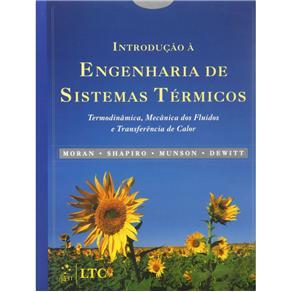 Introdução a Engenharia de Sistemas Termicos