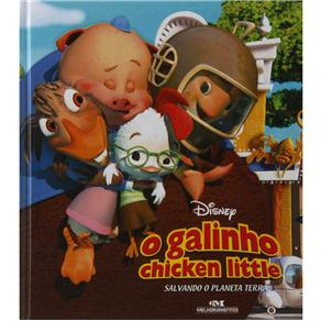 Galinho Chicken Little - Salvando o Planeta Terra