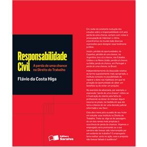 Responsabilidade Civil: a Perda de uma Chance no Direito do Trabalho
