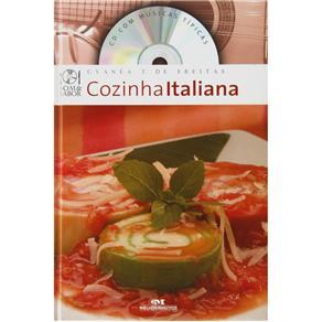 Cozinha Italiana - Livro Com Cd